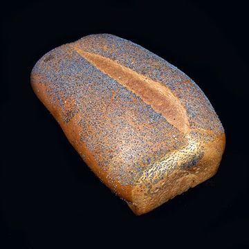 Afbeeldingen van Melkbrood vloer maanzaad