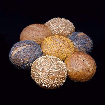 Afbeeldingen van Breekbrood bruin gesorteerd