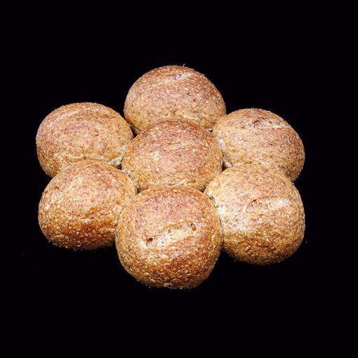 Afbeelding van Breekbrood bruin zonder zaad