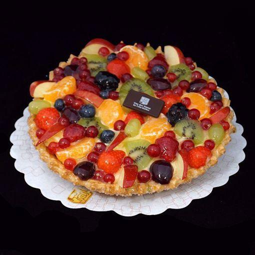 Afbeelding van Vruchten krokant 8 pers