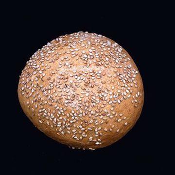 Afbeeldingen van Hard broodje sesam