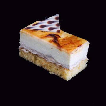 Afbeeldingen van Tiramisu bavarois gebak