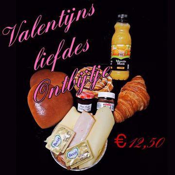Afbeeldingen van VALENTIJNS liefdes ontbijtje
