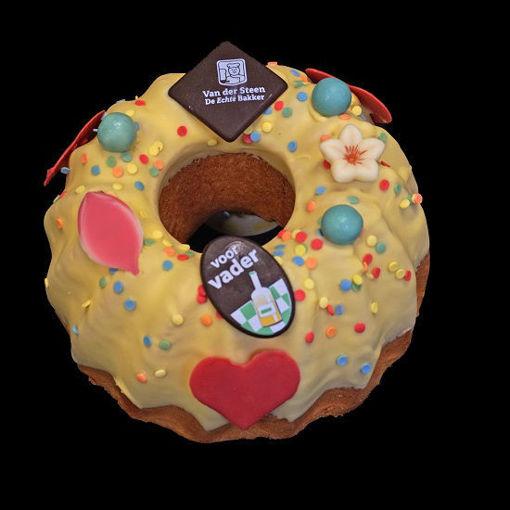 Afbeelding van Vaderdag Cake tulband